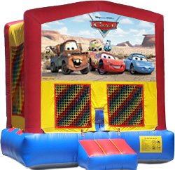 Disney Cars Modular Bounce House