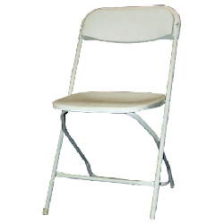 Chairs (Adult White)