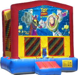 Buzz Lightyear Modular Bounce House