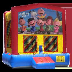 Peanuts Modular Bounce House
