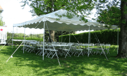 20 x 20 Pole Tent Package - T2020PLR32B