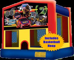 Racing Jump w/Hoop