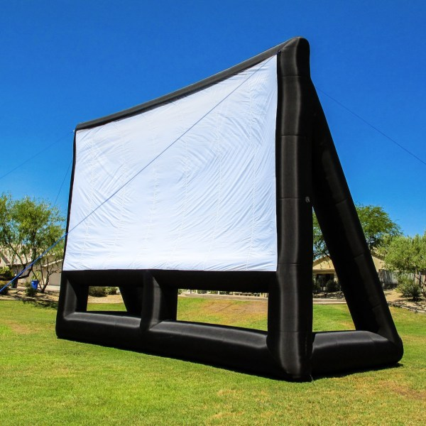 Happen 30x17 Infl8 Inflatable Movie Screens