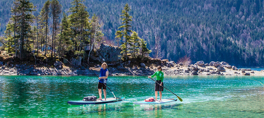 Starboard Touring Inflatable SUP
