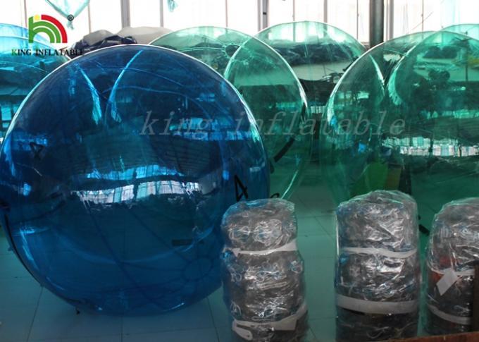 Ecofriend Green PVC Inflatable Walk On Water Ball 2m Dia