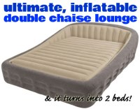 An Inflatable Chaise Lounge Sofa?