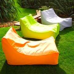 Inflatable Lawn Chair Baby Shower Covers What S My Favorite Patio Lounge Swimline Sunsoft Chairs In Lime Orange Gray