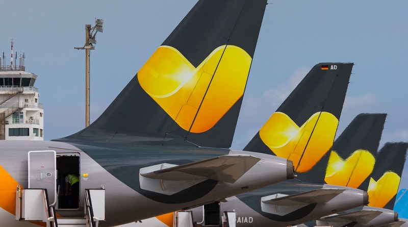Thomas Cook tails