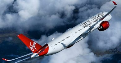 Virgin Atlantic A350