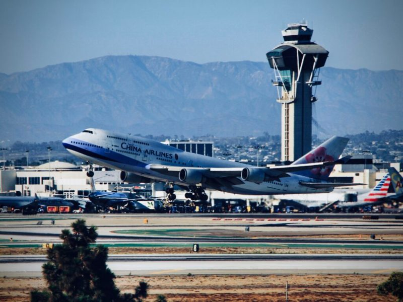 China Airlines Boeing 747