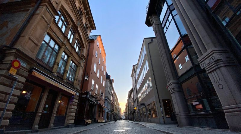 Stockholm: In Pictures