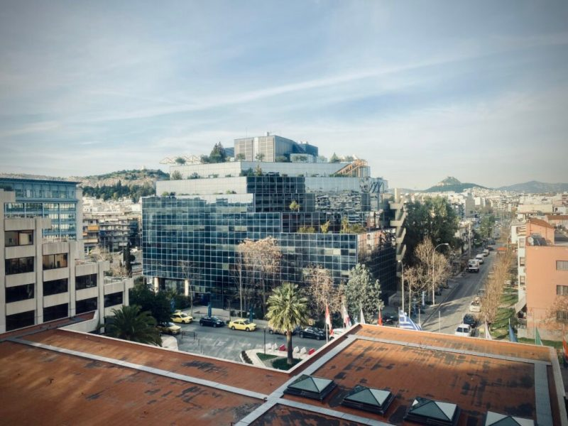 Intercontinental Athenaeum Views
