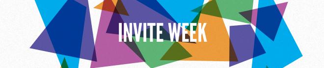 Invite Week Banner