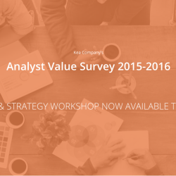 Analyst Value Survey