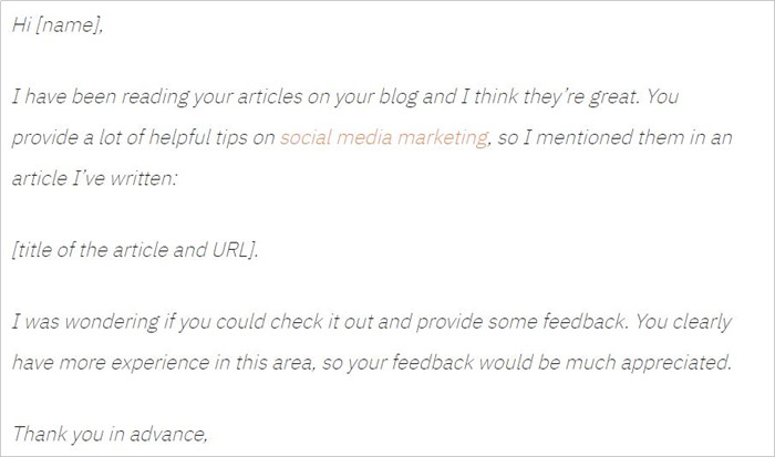 10 Most Helpful Social Media Collaboration Email Templates