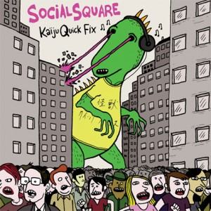 Kaiju Quick Fix EP