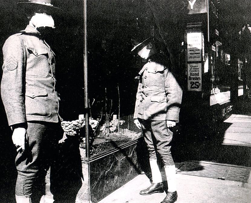 Cincinnati Ohio and the 19181919 Influenza Epidemic