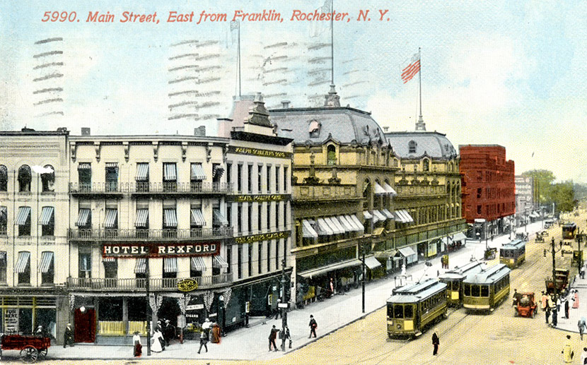 Rochester, New York and the 1918-1919 Influenza Epidemic   The ...