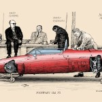Ferrari Tipo 156 Sharknose Influx Magazine