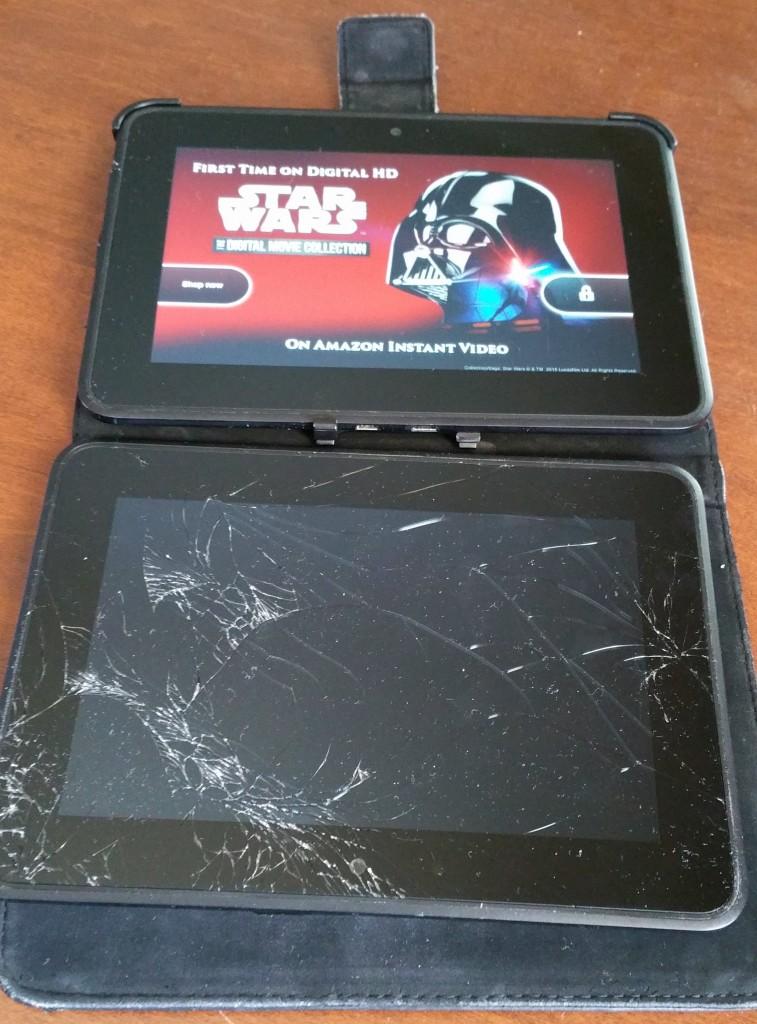 Kindle Fire Screen Repair