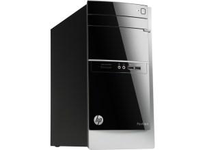 HP Pavilion 500 Virus Removal