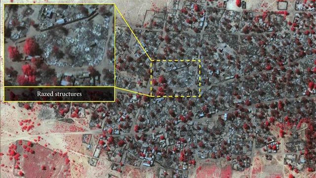 La région après les massacres de Boko Haram