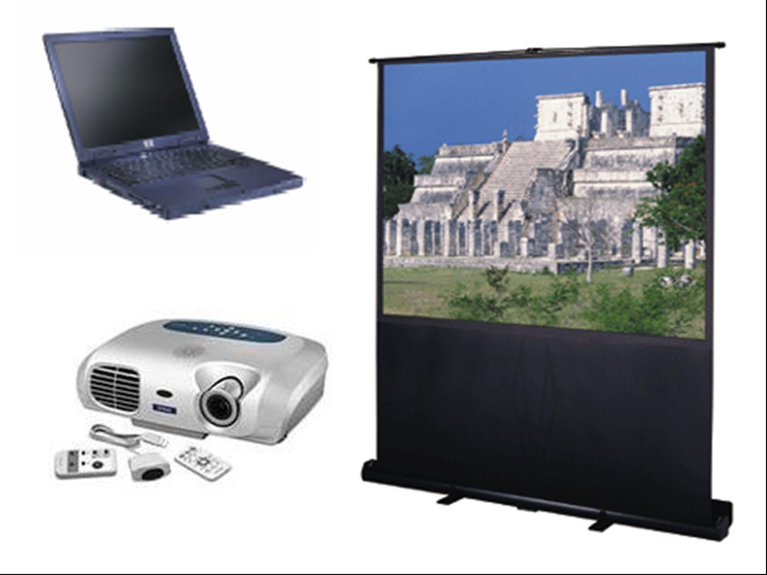 alquiler de equipos audiovisuales  clasificados