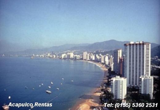 acapulco vacaciones renta de inmuebles  clasificados