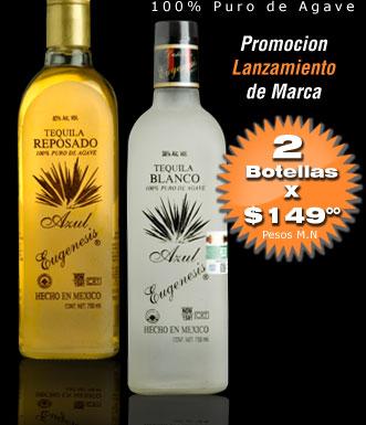 tequila azul eugenesis  clasificados