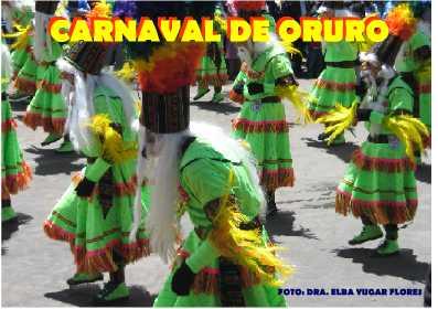 carnaval de oruro 2009  paquete turistico  clasificados