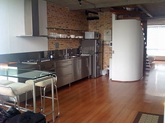 alquiler de apartamento amoblado en bogot lujo  clasificados