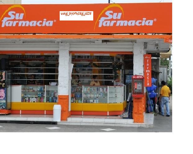 vendo franquicia de farmacia servipharma  clasificados