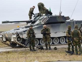 Symbolbild: EU Battlegroup Training