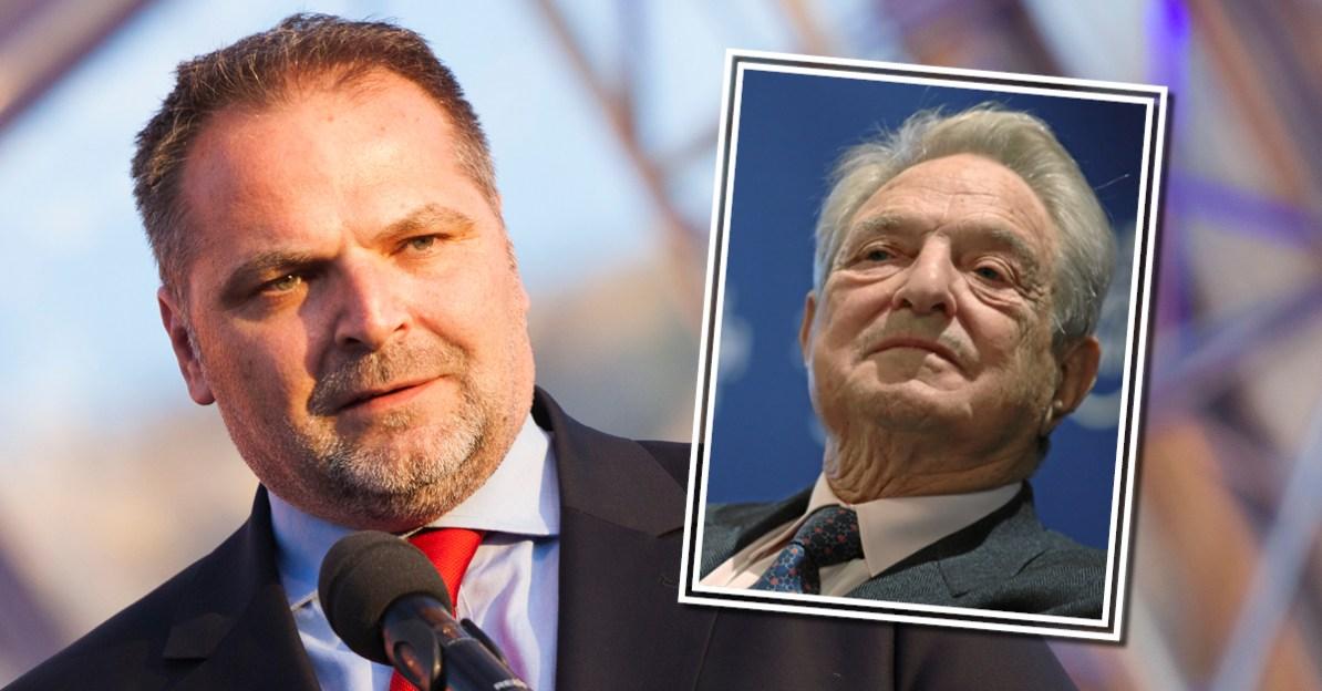 Willi Merny, George Soros