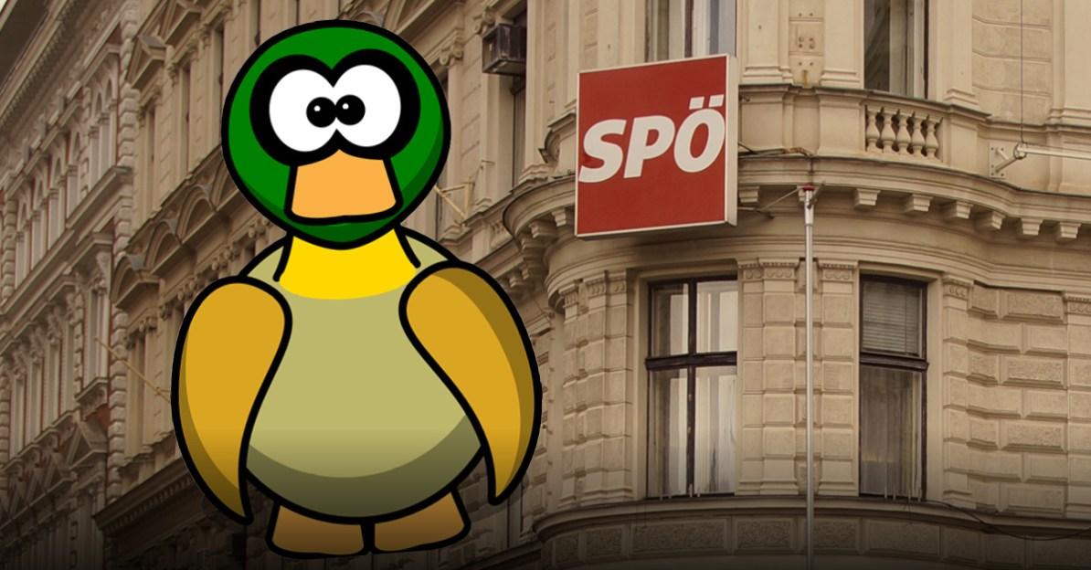 SPÖ-Zentrale