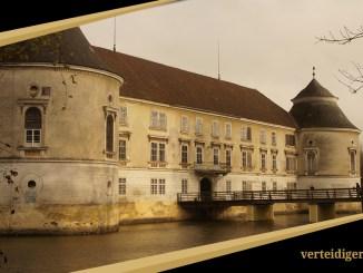 Wasserschloss Aistersheim, Kongress Verteidiger Europas