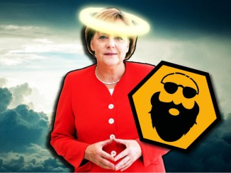 Müller mault über Merkel
