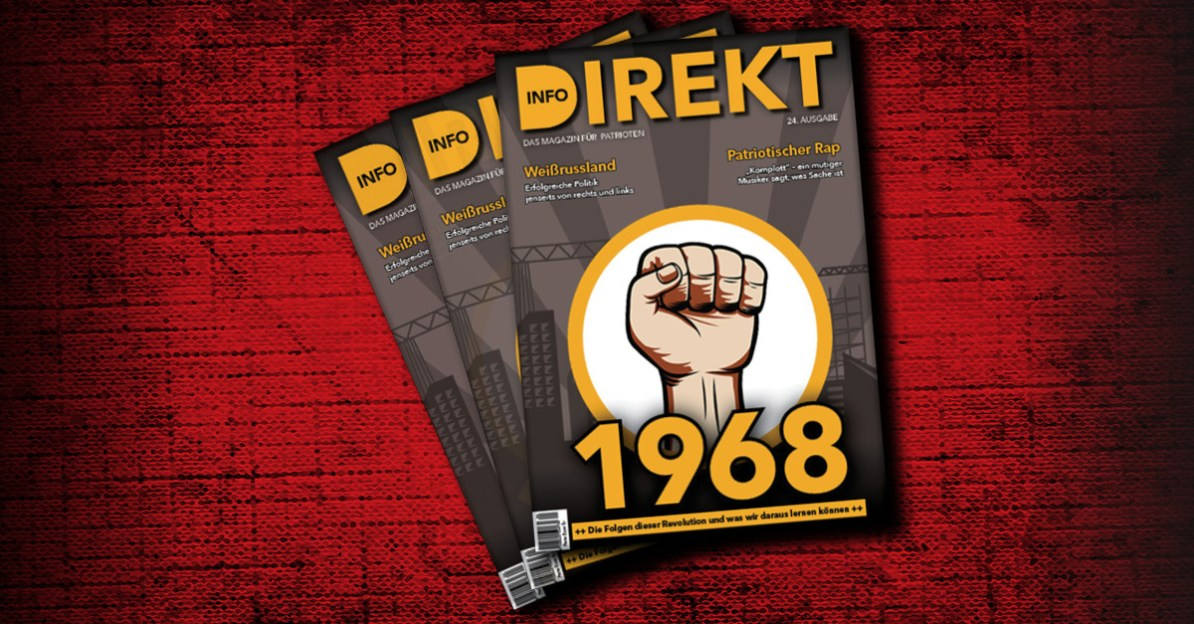Info-DIREKT - Das Magazin für Patrioten