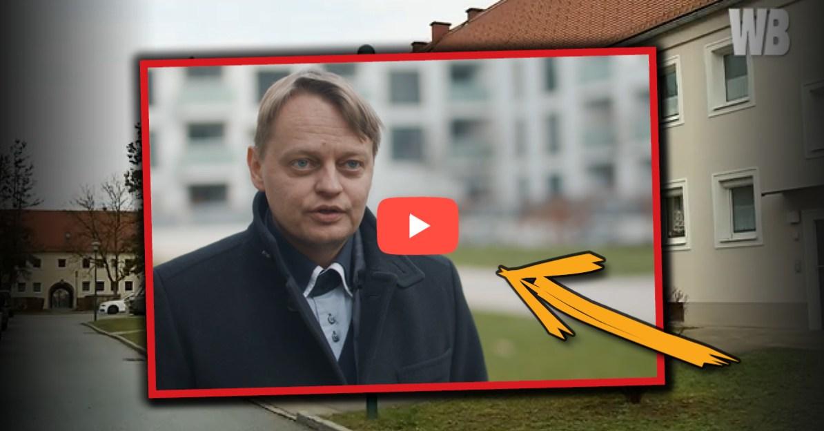 Wochenblick-Video zum Mord an Michelle F. in Steyr