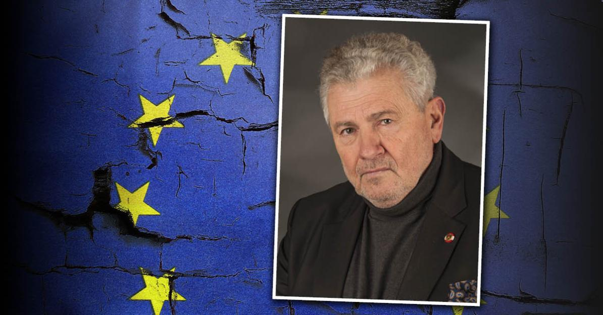 Andreas Mölzer über das Demokratiedefizit der EU