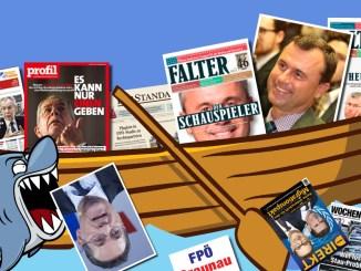 """Norbert Hofer (FPÖ) bedankt sich bei """"linksextremen Falter"""""""