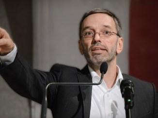Ex-Innenminister Herbert Kickl (FPÖ)