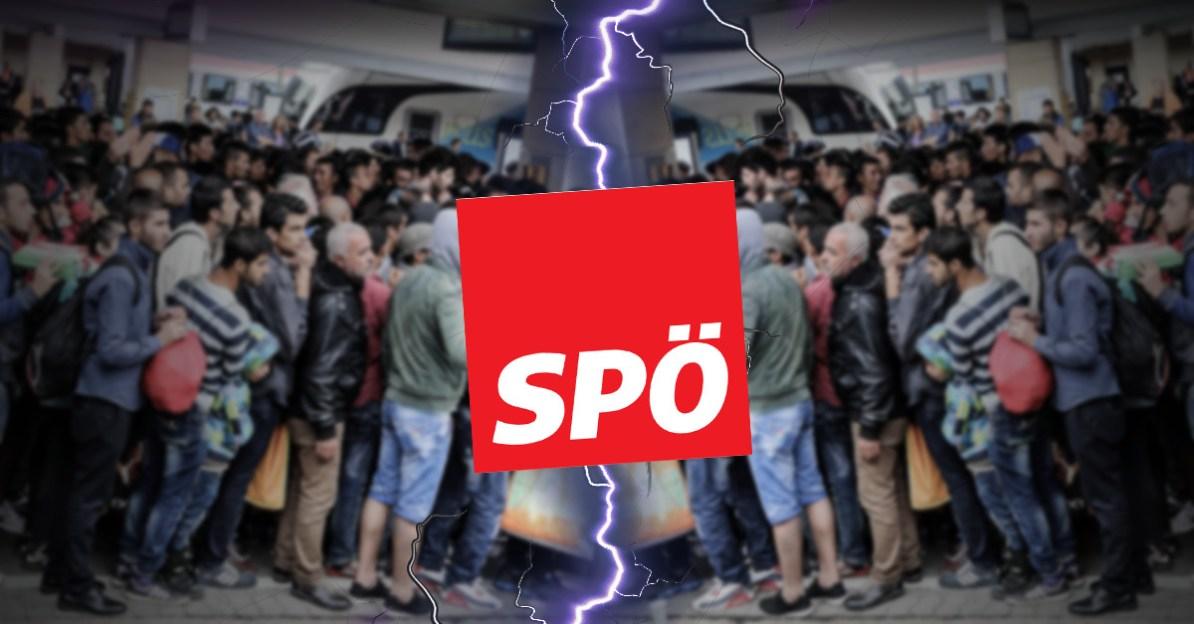 SPÖ muss sich jetzt von der Willkommenskultur verabschieden!