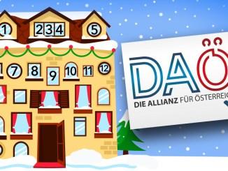 """Adventkalender, Tür 12: Trotz """"DAÖ"""", bitte keine Schlammschlacht!"""