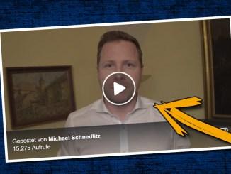 FPÖ-Generalsekretär Schnedlitz lässt sich Meinung nicht diktieren