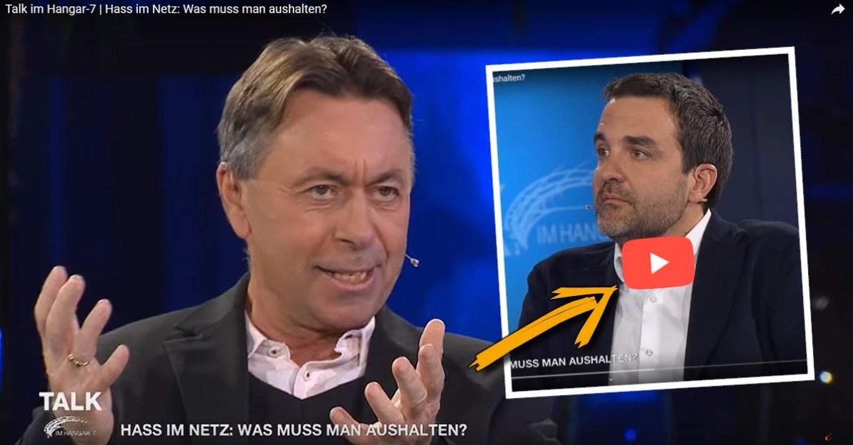 """Norbert Boltz zu Florian Klenk (Falter): """"Sie sind jetzt wirklich am Ende!"""""""