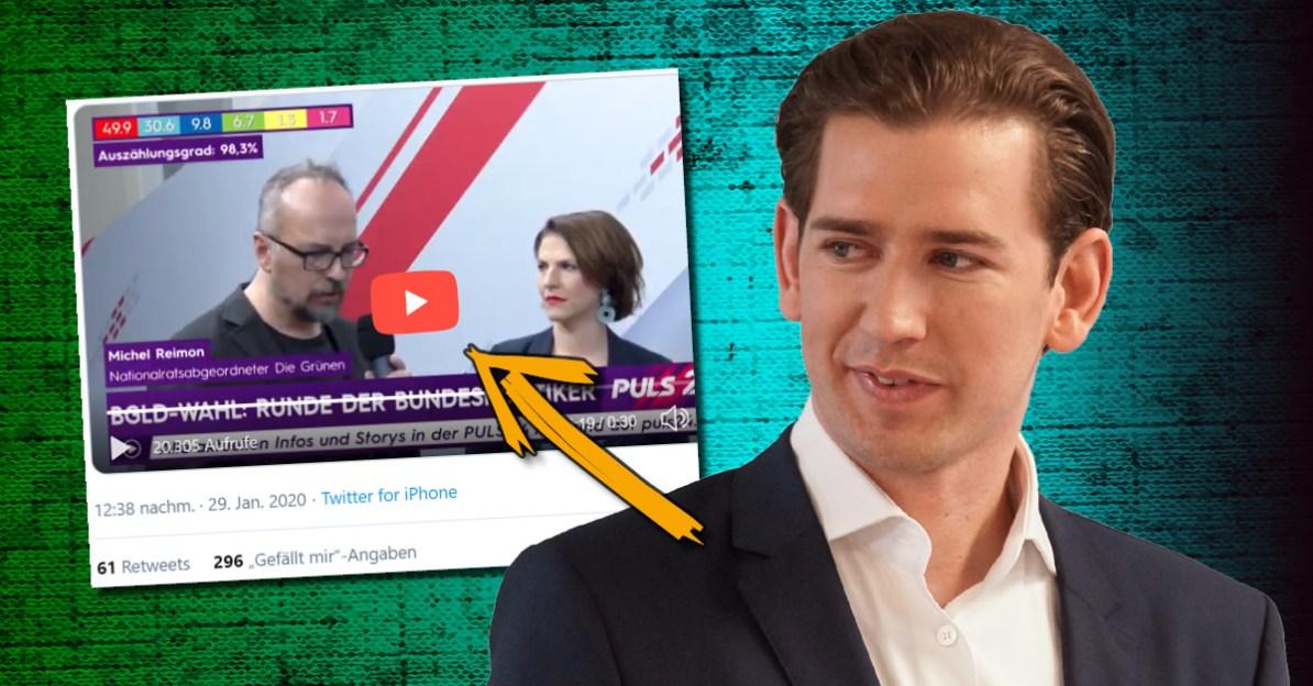"""Grüner entlarvt Sicherungshaft als """"reinen Marketing-Satz"""" der ÖVP"""