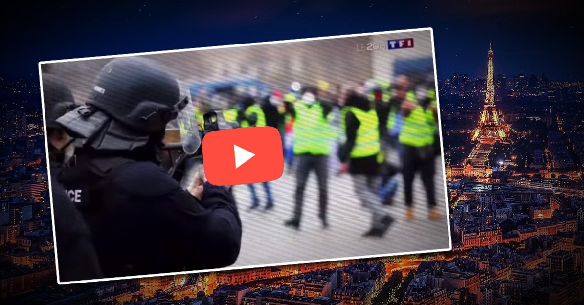 Polizeigewalt in Frankreich eskaliert: Gehirnschäden nach Kopfschuss