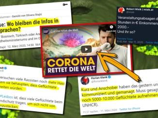 Corona-Krise: So abgehoben reagieren Gutmenschen darauf!