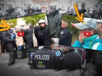 Aus ganz Deutschland werden Vorfälle von extremer Polizeigewalt gegen Menschen gemeldet, die gegen die Corona Maßnahmen demonstrieren.